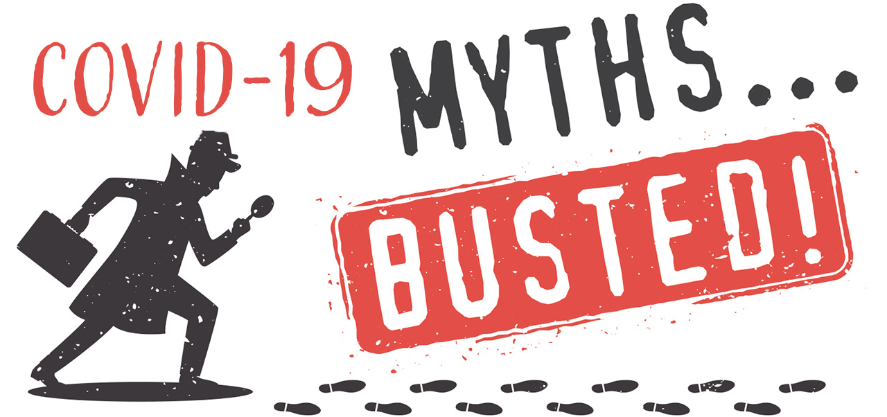 Laurel Health busts COVID-19 myths
