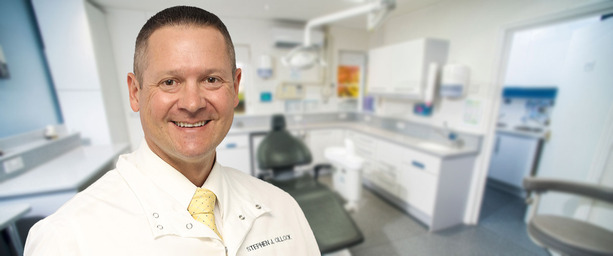 "Dentist Stephen ""Tug"" Ollock, DMD, Laurel Dental - Blossburg, Laurel Health Centers"