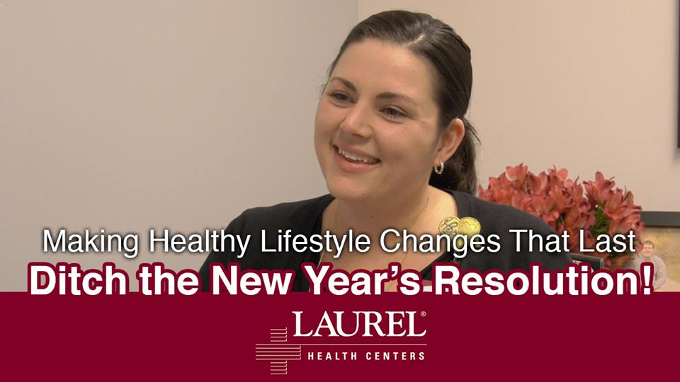 Registered dietitian Jessica Monger talks New Year's Resolutions